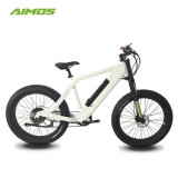 Aimos 2017 Новые новые продукты 10 скорость передачи вниз по склону Вилку электрического велосипед со скрытым аккумуляторной батареи