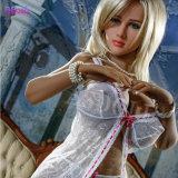 Da menina doce grande do peito da certificação 158cm do Ce boneca realística do amor