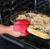 Venda a quente a resistência ao calor comida de churrasco de ferramenta de grampos de metal braçadeiras alimentar de Silicone