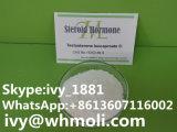 Белизна к сметанообразному - белый кристаллический тестостерон Isocaproate CAS 15262-86-9 порошка