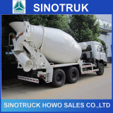 Sinotrukの工場HOWO 6X4具体的なミキサーのトラックの価格