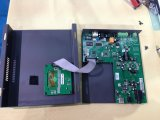 IPネットワークアンプの壁に取り付けられたデコーダー