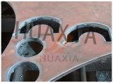 Machine de découpage lourde en métal de plasma de pipe et de plaque de Tableau de dent de scie