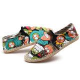 مصنع مانع للتشويش [كنفس شو] [لس-وب] مطّاطة [أوتسل] أحذية متّبع آخر صيحة