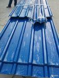 La toiture ondulée de fibre de verre de panneau de GRP FRP/en verre de fibre lambrisse la feuille