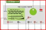 32.768kHzおよび1Hzで働く水晶発振子が付いているテストのクロック回路のためのMD6bクロックテスター