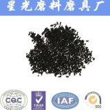 installatie van de Productie van het Adsorbens Chcarcoal van 4mm de Korrel Geactiveerde