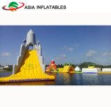 Het opblaasbare Drijvende Park van het Water, het Speelgoed van het Park van het Water voor het Overzeese Water van het Strand