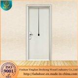 Desheng wc de madera Puerta de oscilación del diseño polaco