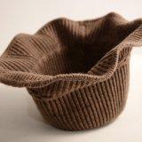 4 balde de Lã Causual Cores Hat com Design Customed