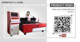 Precio del cortador del laser de la fibra del tubo/del tubo del acero de carbón/cortadora del laser del metal