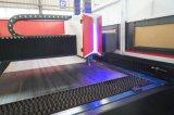 Chapa y tubo de la máquina de corte láser de fibra