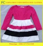 2016 et chaude vêtement utilisé par vente à la mode pour le marché de l'Afrique (FCD-002)