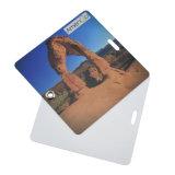 صنع وفقا لطلب الزّبون شكل يستعصي [بفك/] [بّ/] [أبس] بلاستيكيّة حقيبة بطاقة