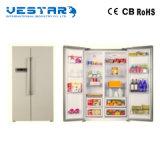 220~240V/50Hz Réfrigérateur côte à côte avec un+ standard