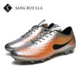 Новая конструкция мужчин для использования вне помещений спорта футбол обувь лак для ногтей Anti-Skid