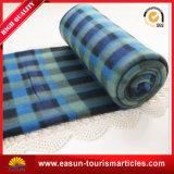 Cobertor feito sob encomenda da linha aérea do velo do poliéster da fábrica de China para a venda