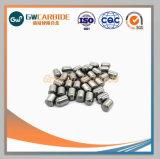 Utensili a inserti cementati di perforazione di carburo di tungsteno