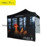 Zusammenfaltendes Gazebo-Zelt für das Bekanntmachen der Bildschirmanzeige knallen