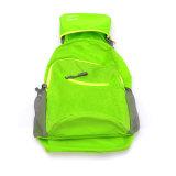 軽量のFoldable防水男女兼用の便利なハイキングのスポーツのバックパック