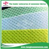 Tela no tejida biodegradable del 100% PP para los varios usos