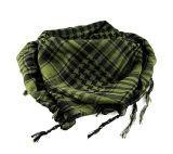 Tactique Hijabs Arabes du désert Foulards Foulards vert de l'armée