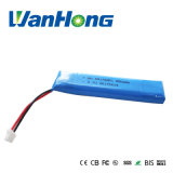 bloco da bateria de 851768pl 850mAh para o altofalante