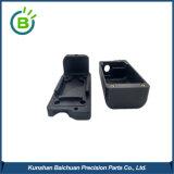 Bck0179 Fraisage CNC 6061 noir en aluminium anodisé dur cas Téléphone USB Couvercle arrière du châssis de base de la caméra