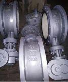 Manuelles bidirektionales Metalldichtungs-Drosselventil