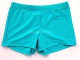 A placa personalizada da alta qualidade Shorts o Swimwear de homens de cor do contrato do poliéster