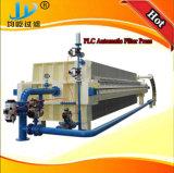 De automatische Verre PLC Pers van de Filter van de Controle