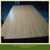 Madeira contraplacada de melamina de alta densidade utilizada para decoração e mobiliário