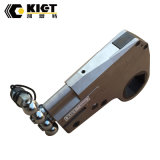 Kiet Aluminiumtitanlegierungs-Höhlung-hydraulischer Drehkraft-Schlüssel