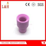 Ugello di ceramica dell'allumina 0315037 per il cannello per saldare di TIG