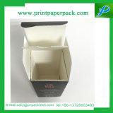 마분지 금 각인 상한 작은 삽입 화장품 상자