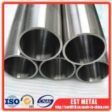 Tubo di titanio puro di ASTM B338 Gr 2 per lo scambiatore di calore