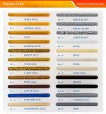 防水および汚れ抵抗力があるタイルのグラウト、シリコーンの密封剤、付着力の接着剤、エポキシ樹脂。