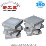 Platen van het Carbide van de heup de Wolfram Gecementeerde voor Scherp Hulpmiddel