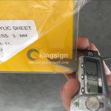 plaat van het Blad van de Kleur van 2.5mm de Acryl