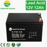 Chinesisches Lead-Acid Batterie-Ventil regelte nachladbare Batterie 12V 12ah