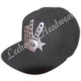 3D вышивкой моды спорта плоские Visor шляпы крышки