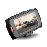 二重カメラのレコーダーとの1080P車のダッシュカムドライバーレコーダーデジタルDVR