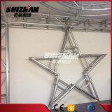 Хорошим подгонянная количеством ферменная конструкция формы звезды алюминиевая портативная круглая