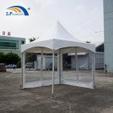 шатер верхней части весны рамки 3X3m напольный алюминиевый для случая