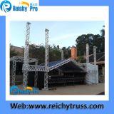 Edificio de sistema de la azotea de la estructura del marco del braguero