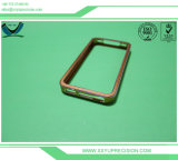 Blaue anodisierte Aluminium-CNC maschinell bearbeitete Teile