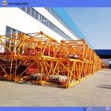 La Chine125-6015 lève-Qtz 10tonne Topkit auto ériger de grue à tour de la construction de la tête de marteau avec ce SGS ISO