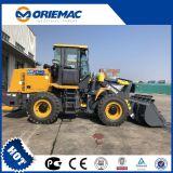 XCMG chinês 3 Ton carregador frontal do Trator com preço competitivo