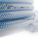 O PVC flexível de alta qualidade Jardim de PVC transparente de Mangueira de Água