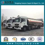 販売のためのSinotruk HOWO T5gの炭素鋼の燃料タンクのトラック